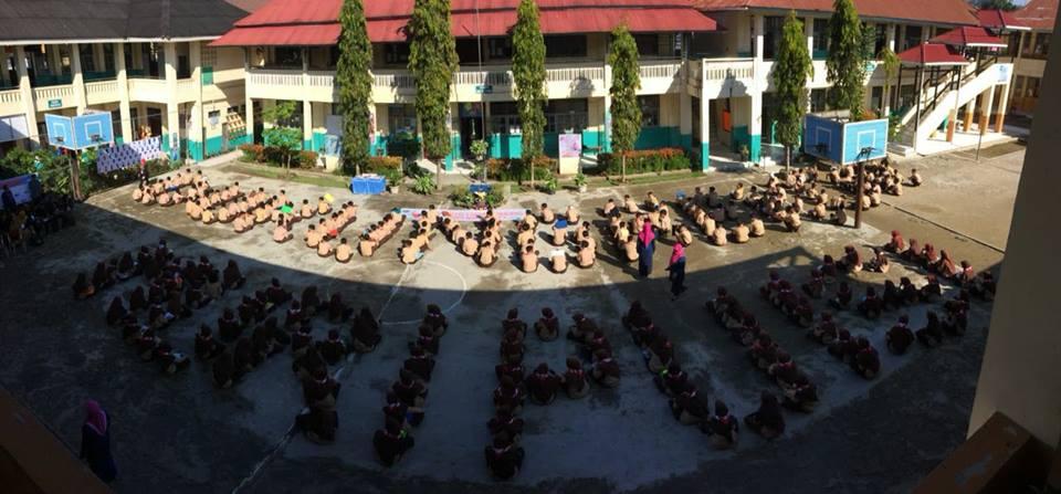 Temu Penyair se Asia Tenggara di SMPN 5 Padang Panjang