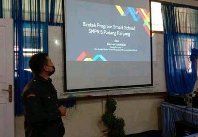 "SMP 5 Padang Panjang Menuju ""Smart School"""
